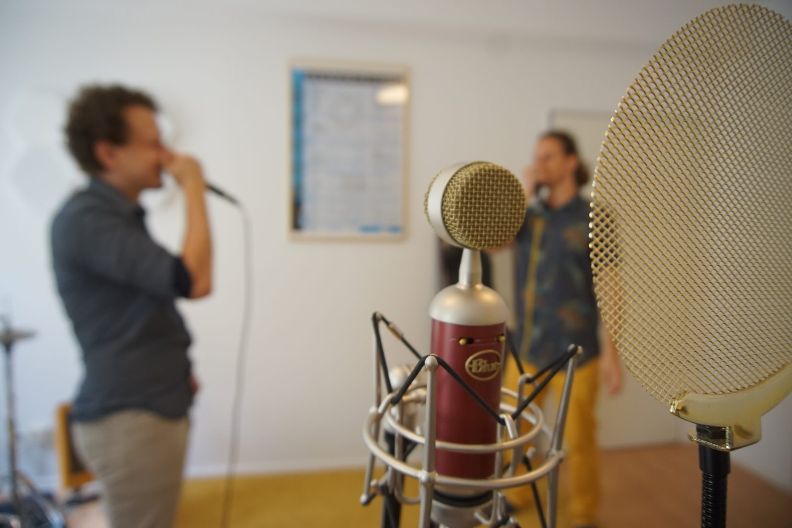 Beatboxing-Unterricht